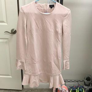 Pink shift GORGEOUS dress XS 4